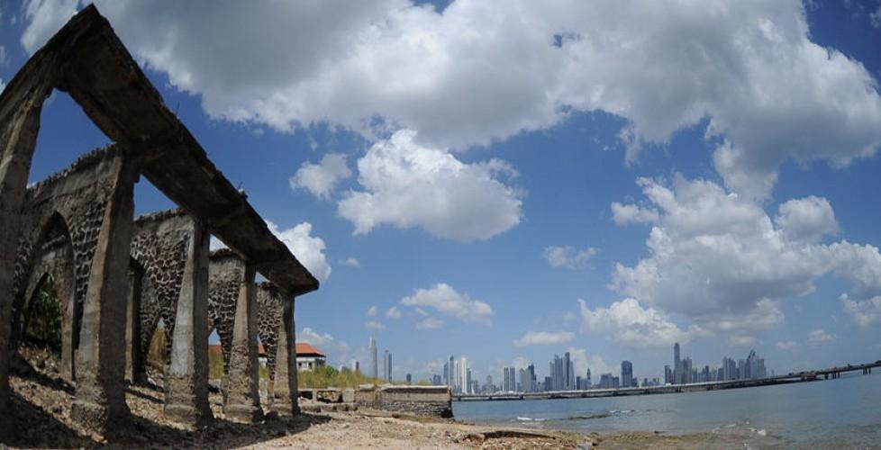 Panama-Stadt, Skyline