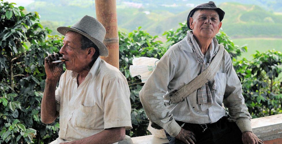 Kolumbien, Eje Cafetero